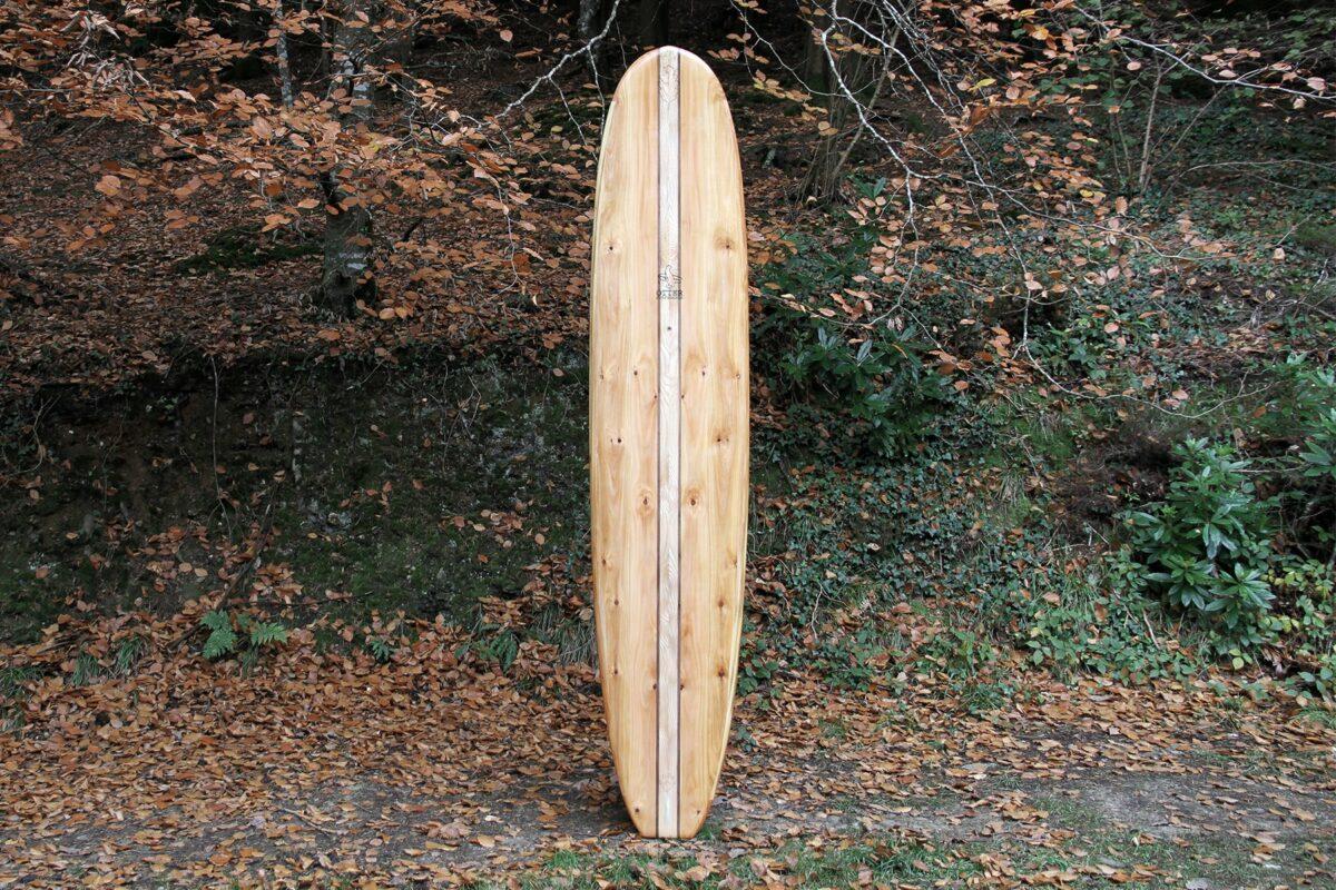 otter wooden surfboard seasaw longboard product