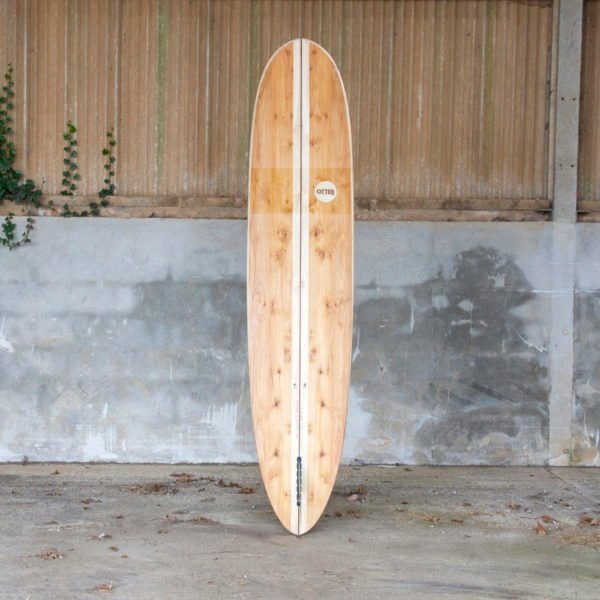 otter wooden surfboard wicket longboard product