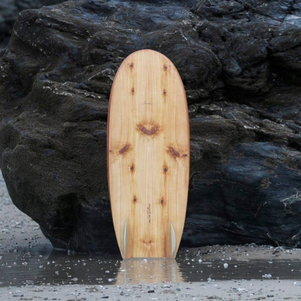 otter wooden surfboard seadar mini simmons product