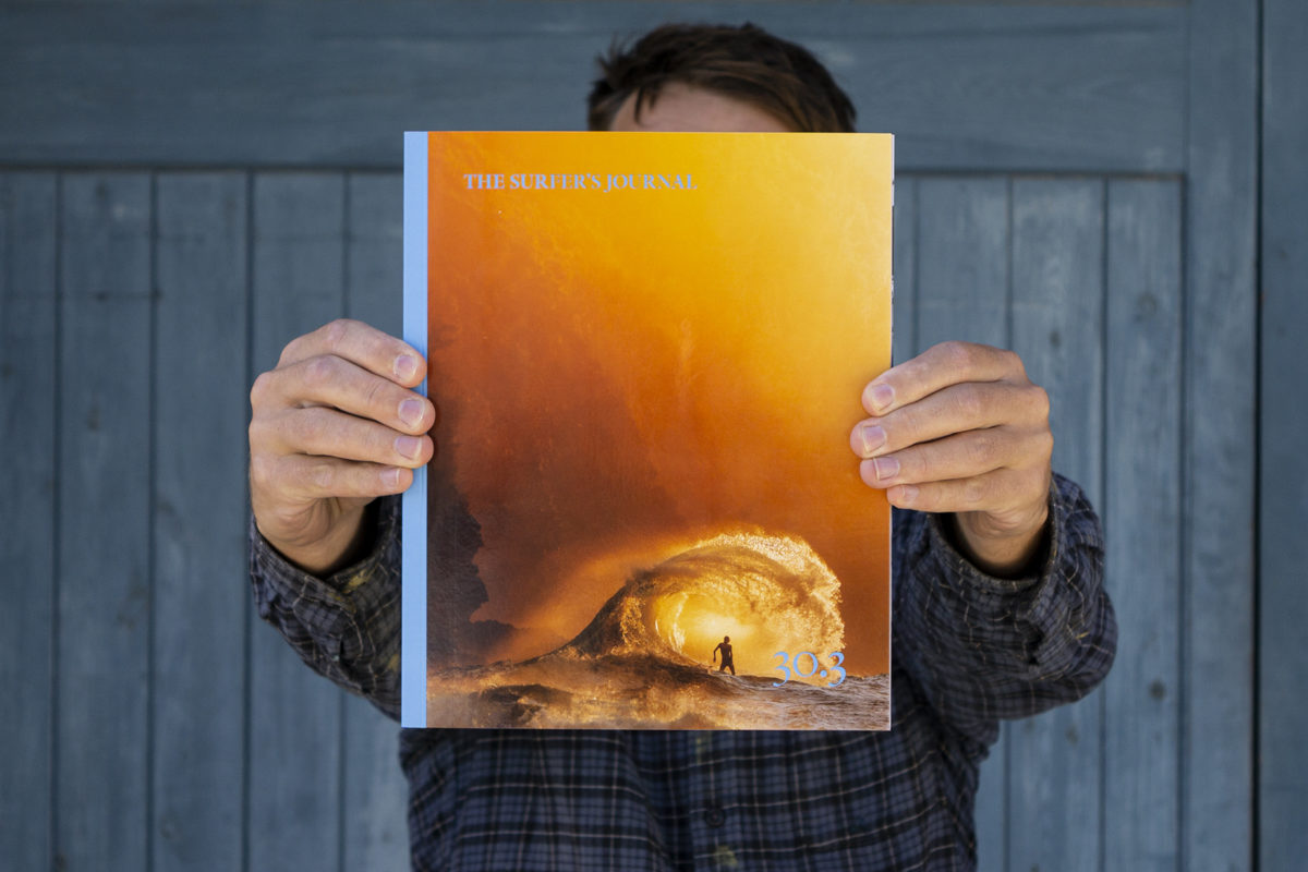 The Surfer's Journal Issue 30.3 Cover