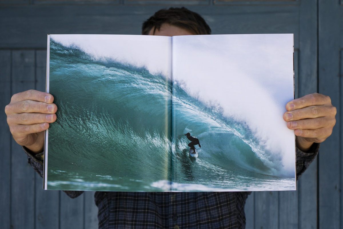 The Surfer's Journal Issue 30.3 spread