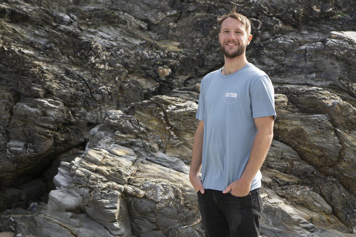 Citadel Blue Otter Surfboards T-shirt