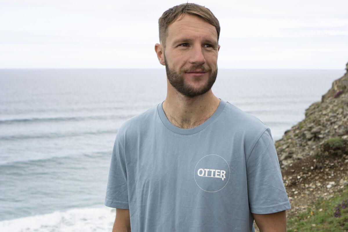 Citadel Blue Otter Surfboards T-shirt4