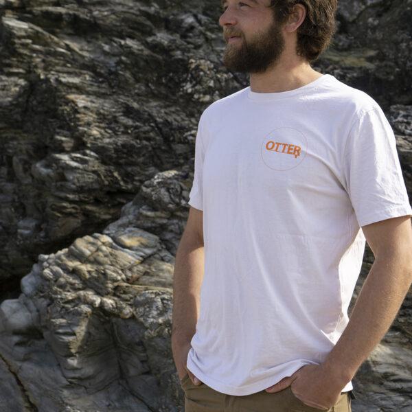 White Otter Surfboards T-shirt4