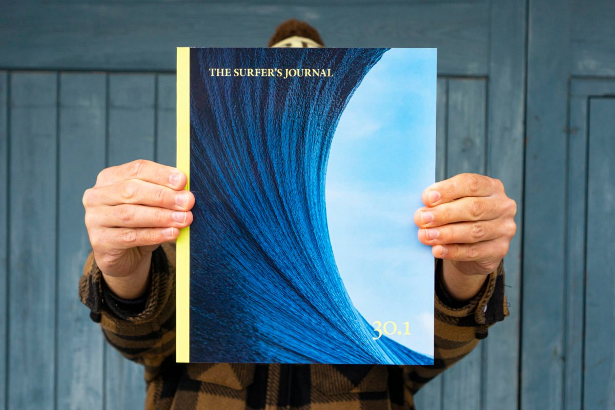 The Surfer's Journal Issue 30.1
