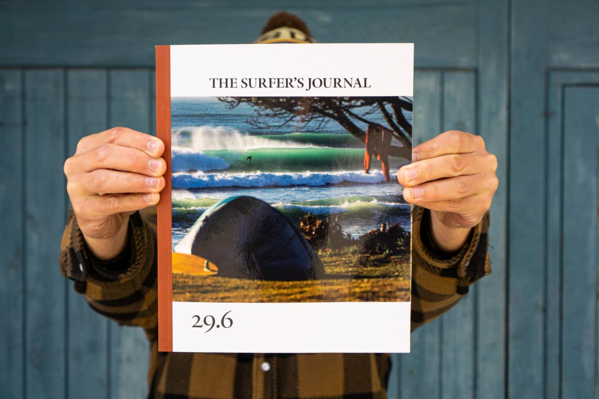 The Surfer's Journal Issue 29.6