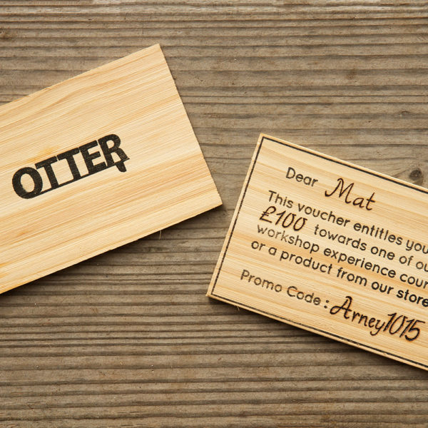 Otter Surfboards gift card
