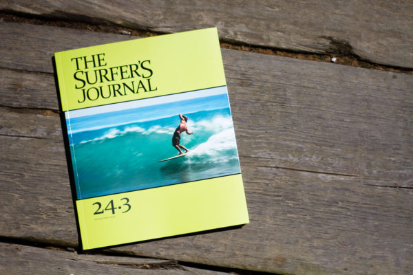 The Surfer's Journal 24.3 featuring Otter Surfboards