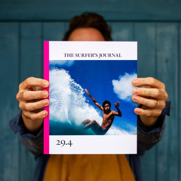 The Surfer's Journal 29.4 Mikey February