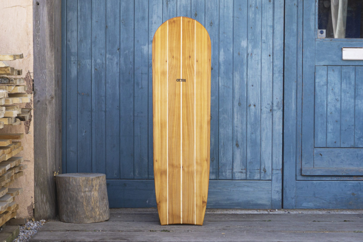 Product Shot Triple Pale Performance Wooden Bellyboard