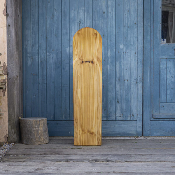 Cedar Traditional Wooden Bellyboard