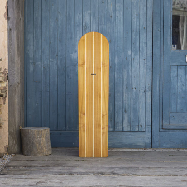 Triple Pale Traditional Wooden Bellyboard