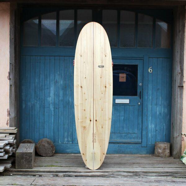 Otter Wooden Surfboard Island Hopper Workshop