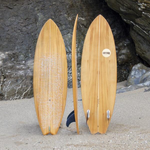 Otter Wooden Surfboard ADPT Workshop